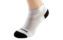 VAUDE Race Socks Short Blanc